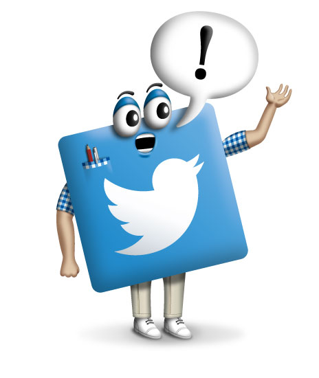 The Social Media Lab Twitter Character